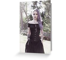 Mourning Serenity  Greeting Card