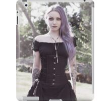 Mourning Serenity  iPad Case/Skin