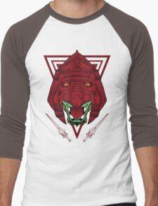 Warfeline! Men's Baseball ¾ T-Shirt