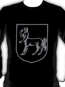 A Complete Guide to Heraldry - Figure 436 — Centaur T-Shirt