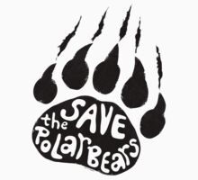 Save The Polar Bears One Piece - Long Sleeve