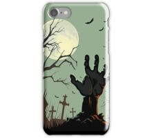 The Graveyard iPhone Case/Skin