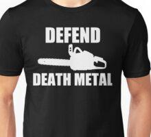 Defend Death Metal Unisex T-Shirt