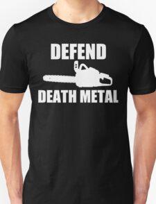 Defend Death Metal T-Shirt