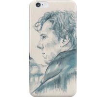 A Study In Blue - Sherlock iPhone Case/Skin