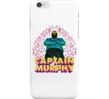 Captain Murphy - Flames iPhone Case/Skin