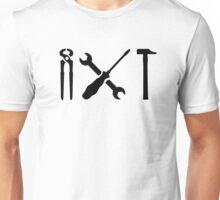 Screwdriver wrench hammer Unisex T-Shirt