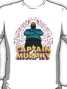 Captain Murphy - Flames T-Shirt