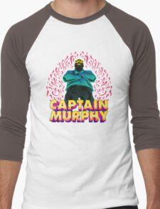 Captain Murphy - Flames Men's Baseball ¾ T-Shirt