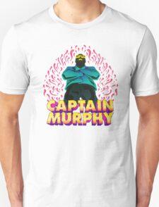 Captain Murphy - Flames Unisex T-Shirt