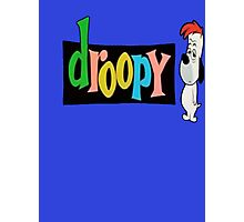 Droopy Photographic Print