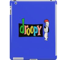 Droopy iPad Case/Skin