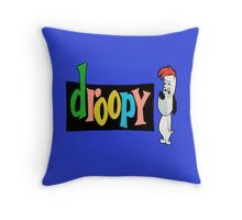 Droopy Throw Pillow