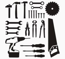 Tools set One Piece - Short Sleeve