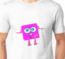 Mr Square Unisex T-Shirt