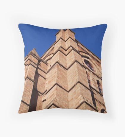 The Cathedral of Saint John the Baptist Throw Pillow