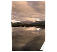Ben Nevis  Reflection Poster