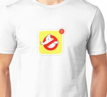 Snapchat Icon-Ghostbusters Unisex T-Shirt
