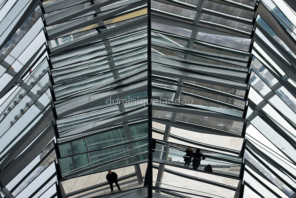 Reichstag Dome 1 by dominiquelandau