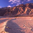 Saline Valley Sunrise by Tyler  Core