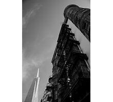 Transamerica Pyramid, San Francisco Photographic Print