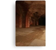 Fort Point, San Francisco  Canvas Print