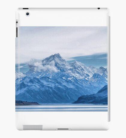 Mt Cook New Zealand iPad Case/Skin