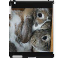 Rabbit Love iPad Case/Skin