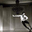 Baryshnikov at the White House 1979 by Daniel Sorine