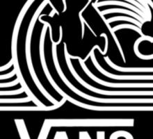 VANS : Open 2013 Sticker