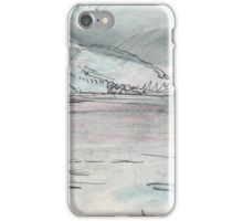 REVELSTOKE, BC, MARCH 31 2002 iPhone Case/Skin