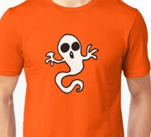ghost funny fantome Unisex T-Shirt