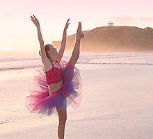 Izzy - Pink Dancer by Beau NESTOR
