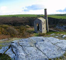 Cornwall: The Prince of Wales Engine House  by Rob Parsons