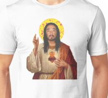 'Stevus Christ' - Steve Aoki/ Dim Mak Unisex T-Shirt