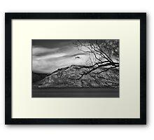 Lake Wakatipu 2 New Zealand Framed Print