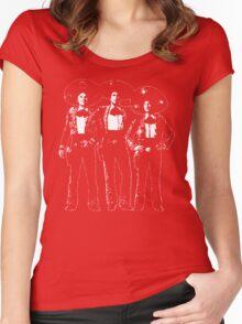 Day , Bottoms , Nederlander Women's Fitted Scoop T-Shirt