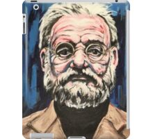 Bill Murray Portrait. iPad Case/Skin