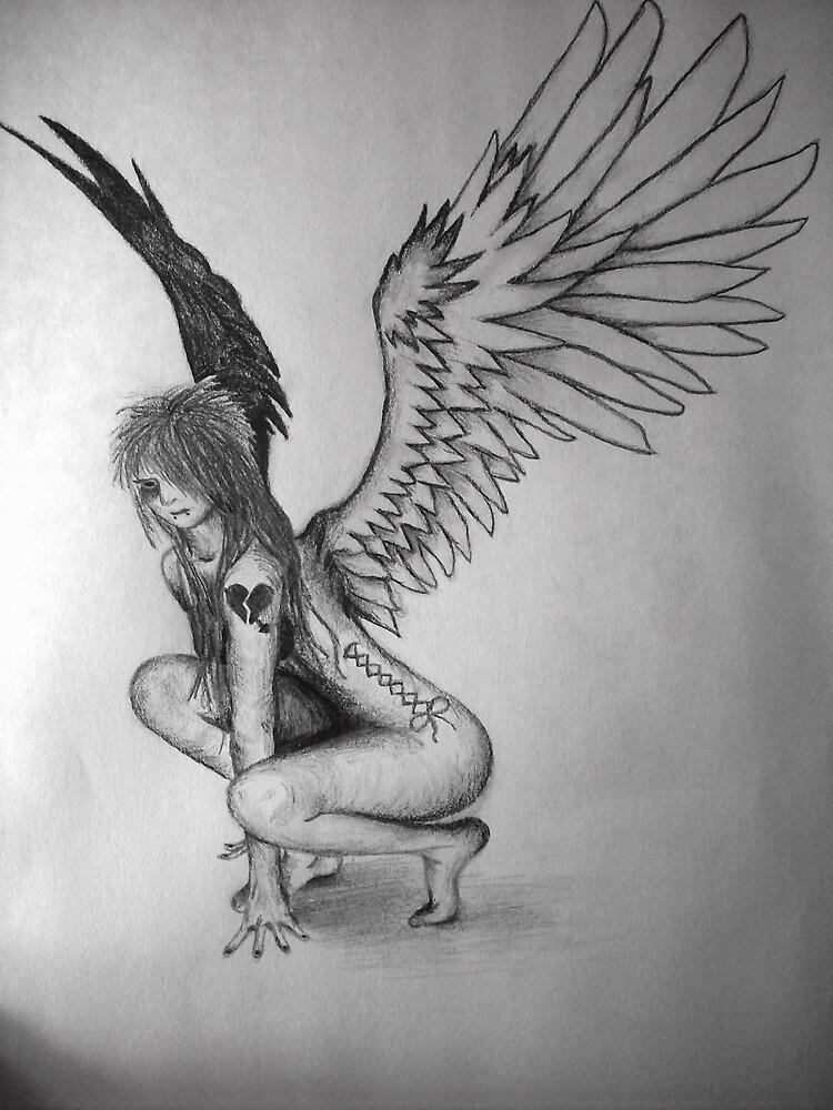 Renegade Angel by ripinamberlost