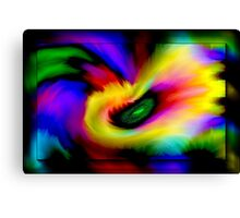 Imagination - The Center of My Universe Canvas Print