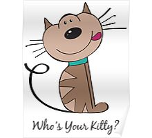 Who's Your Kitty? Poster