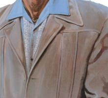 Kramer Sticker