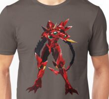 High School DXD Born Issei Hyoudou Red Dragon Unisex T-Shirt