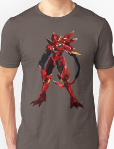 High School DXD Born Issei Hyoudou Red Dragon T-Shirt