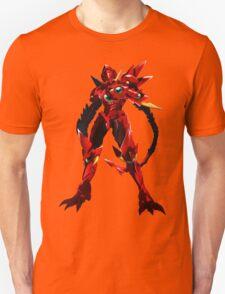 High School DXD Born Issei Hyoudou Red Dragon Unisex T-Shirt