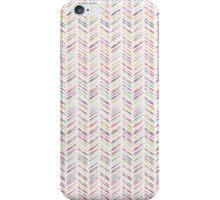 HERRINGBONE 1 iPhone Case/Skin