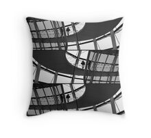 reichstag  3 Throw Pillow
