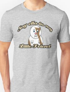 Hamster Scarface T-Shirt