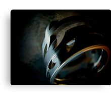 Puzzle Ring Canvas Print