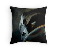 Puzzle Ring Throw Pillow